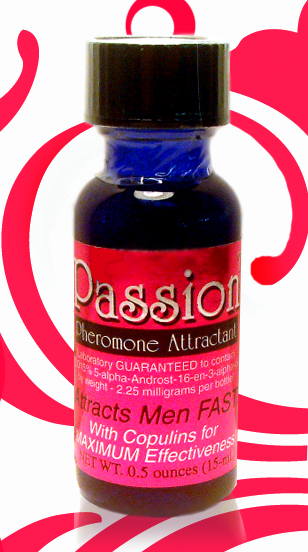 Passion pheromone attractant
